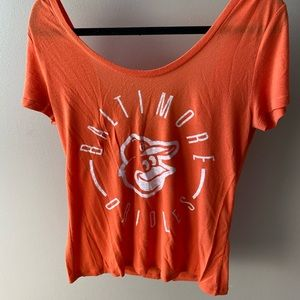 Baltimore Orioles Short Sleeve shirt